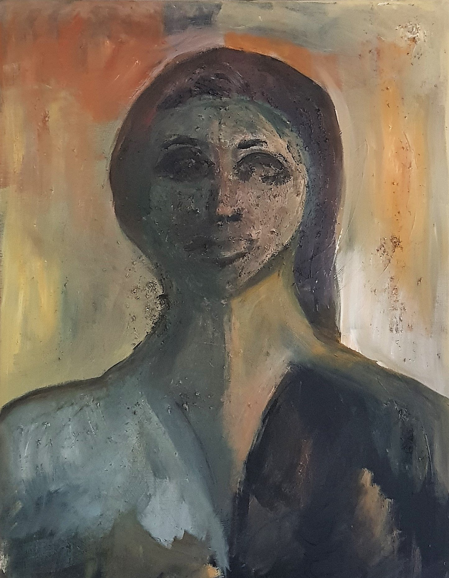 Woman - 60 by 80 cm